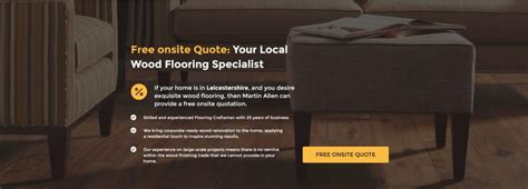 onsite woodworking free onsite wooden floor quotation for homes in leicestershire