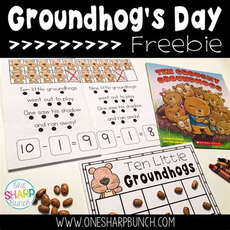 groundhog day kindergarten 459 best groundhog s day ideas activities images on