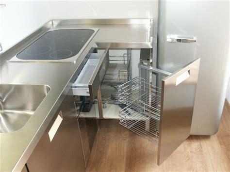 top cucina acciaio inox cucine acciaio inox borlina acciaio
