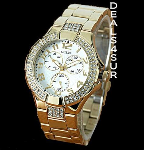 Guess Collection 3 3 Cm Type montre femme mod 232 le g13537l de guess styling