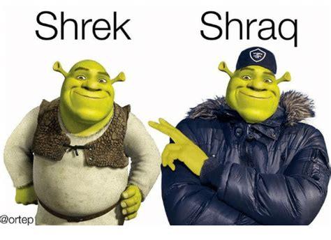 shrek shraq shrek meme  meme