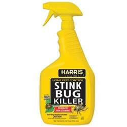Homemade Garden Pest Control - harris stink bug killer 32oz spray home pest repellent new ebay