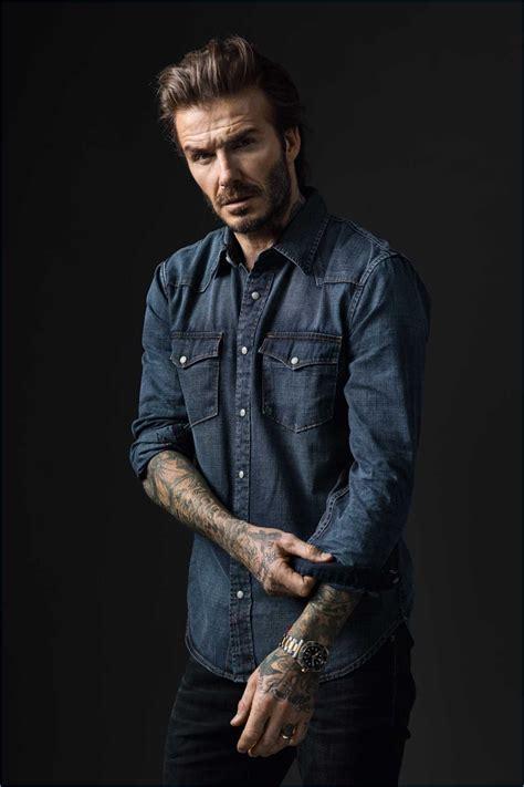 Beckham Talks Denim With by David Beckham Signs On As Tudor Brand Ambassador