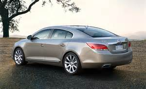 2011 Buick Lacrosse Cxs Review Car And Driver