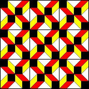 pattern block tessellations exles image gallery tessellation designs