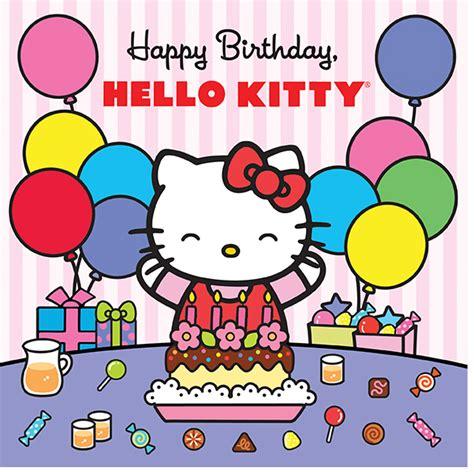imagenes de feliz cumpleaños katy feliz cumplea 241 os hello kitty celebrando su 40 aniversario