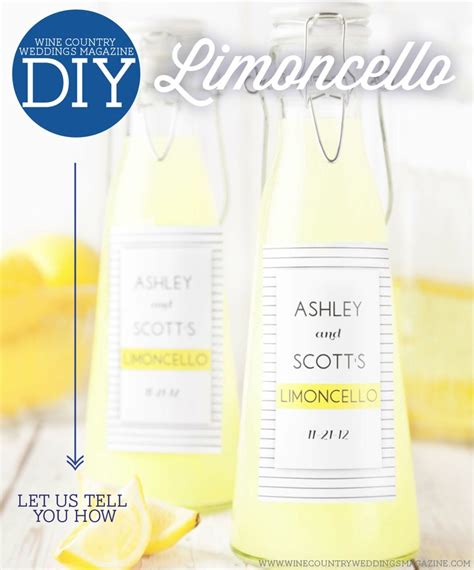 printable limoncello tags limoncello wedding favors with free printable labels