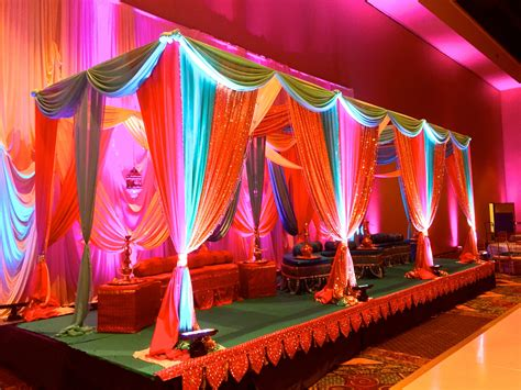 decoration images head stage decor indian sangeet garba night or arabic