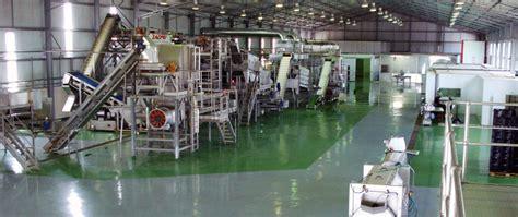 Food & Beverage Industry flooring by Vuka Floors for