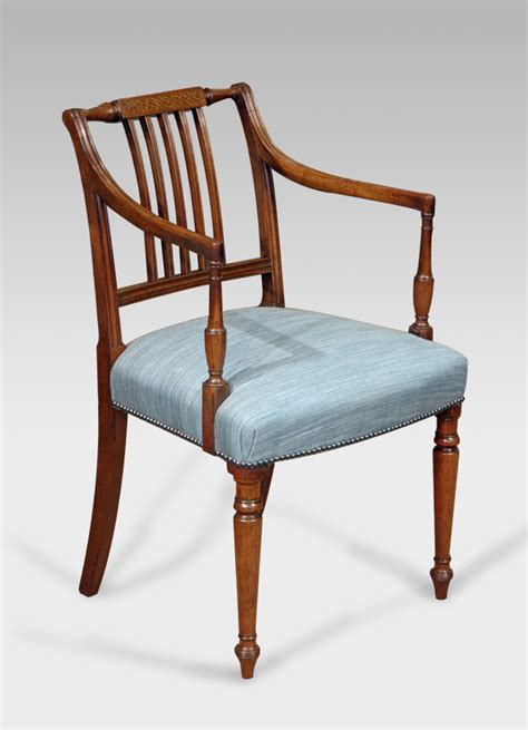 set of 8 georgian dining chairs sheraton dining chairs