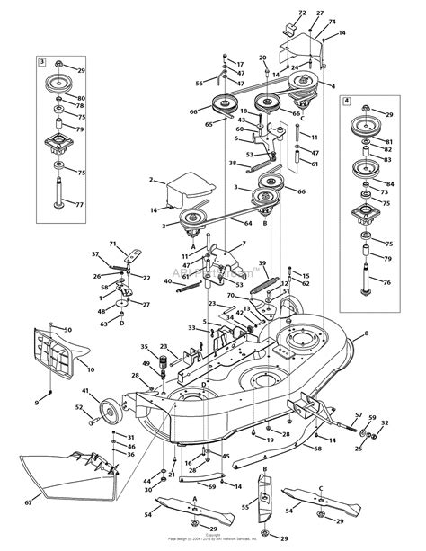 yardman lawn mower parts diagram repair wiring scheme