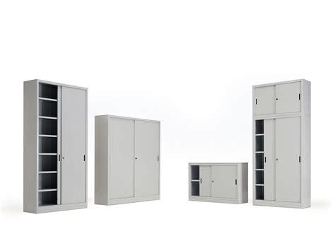 armoire 224 porte coulissante bureau tahiti mobilier