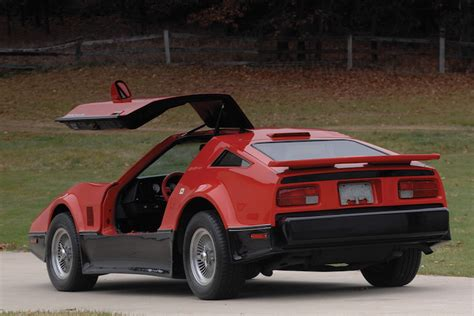 Cars With Doors by 5 Cars With Gullwing Doors That Aren T The Delorean Dmc 12