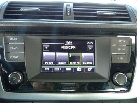 swing radio fabia iii radio swing mj 2015 touch