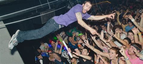 stage dive stage diving top 10 du pire et du meilleur impericon