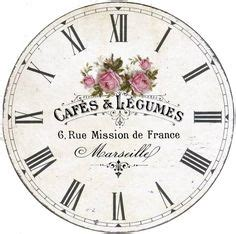 1000 images about clock face templates on pinterest 1000 images about clock decoupage saat dekupaj on