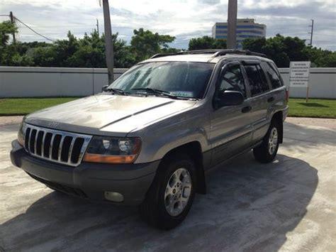 Jeep Grand History Find Used 2000 Jeep Grand Laredo 4x4 Great Cond