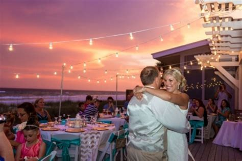 Turquoise Panama City Beach Wedding: Cayce and Jonathan