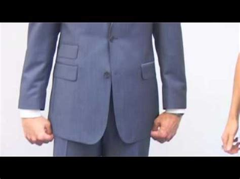 Do Right Suit menswear do you the correct length of a suit