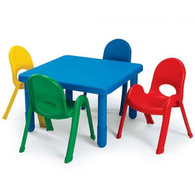 daycare table and chairs used preschool furniture 3 must pieces school furniture
