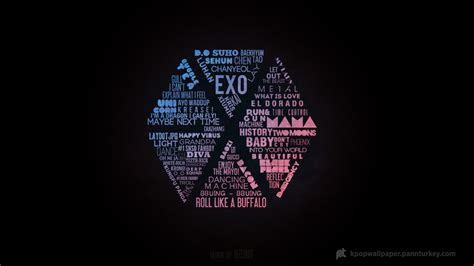 wallpaper exo for laptop exo desktop wallpaper 79 images