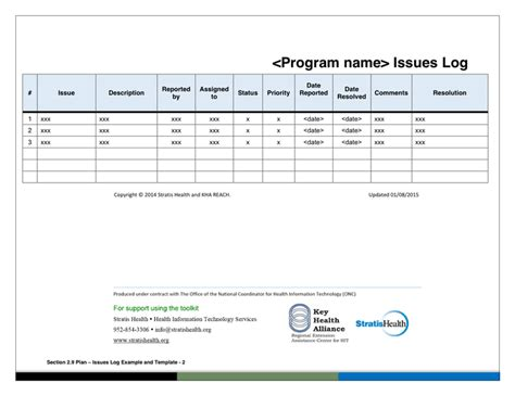 it issue log template search results for template search log sheet