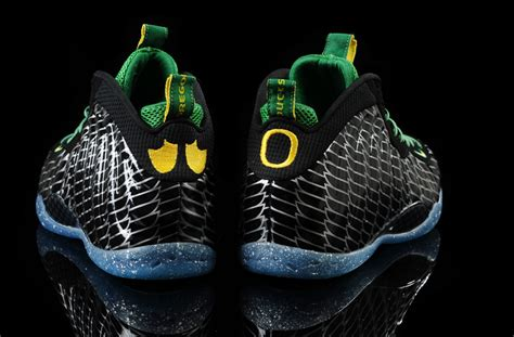 oregon ducks basketball shoes nike air foosite one oregon ducks basketball shoes on