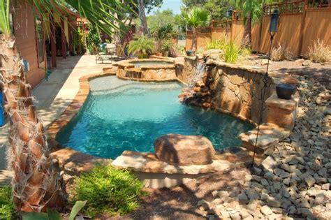 luxury backyard pools luxury backyards tropical pool austin by cody pools inc