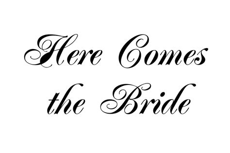 Table And Chair Rental Bride Banner Font Options Exclusive Elements