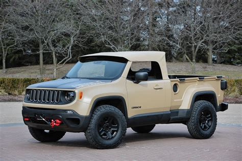 In A Jeep Seven New Jeep 174 Brand Concept Vehicles Roll Into Moab
