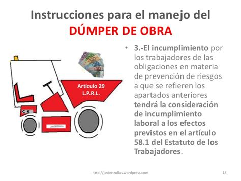 instrucciones para salvar el 8420473790 instrucciones para el manejo del d 250 mper de obra