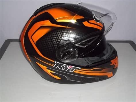 Helm Kyt Biasa 6 Kelebihan Helm Kyt Selain Harganya Yang Terjangkau