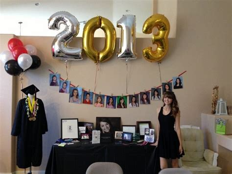 Decorating Ideas Graduation Graduation Table Decorating Ideas Photograph Decorat