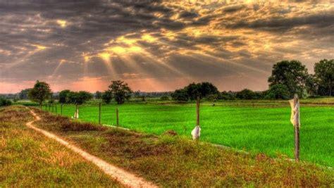 wallpaper hd alam pedesaan wallpaper pemandangan alam pedesaan pemandangan desa