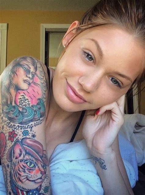 Tattoo Cartel Instagram | lisa marie aka teapartyx instagram smokin hillbilly