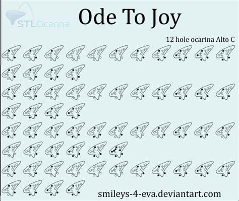 Ode To Joy 12 H