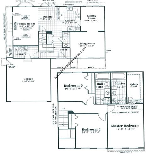neumann homes floor plans weston model in the valley lakes subdivision in round lake