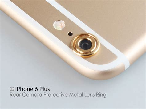 Sale Ring Stand Hp Samrtphone Universal iphone 6 plus 6s plus rear protective metal lens ring
