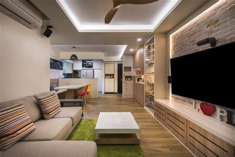 5 strange rooms interior design ideas hdb 5 rooms at punggol waterway brooks
