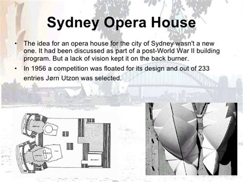 design concept of sydney opera house expressionist architecture