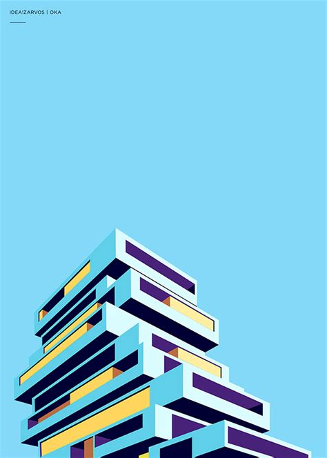 Design Poster Architecture | idea zarvos architecture posters