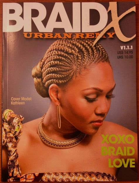 online hairstyle magazines african american braids natural hair style salon book