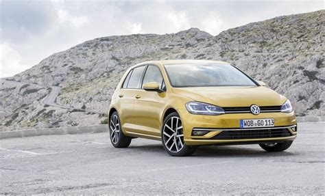 Future Volkswagen Models by Volkswagen 2017 Golf Volkswagen Updates 7 Golf Goauto