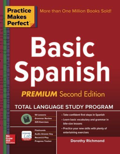 basics design layout second edition practice makes perfect basic spanish second edition