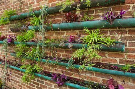 think green 20 vertical garden ideas