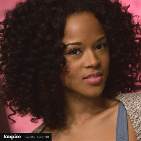 what kind of hair does tiana from empire have in 45 best serayah mc niel images on pinterest natural