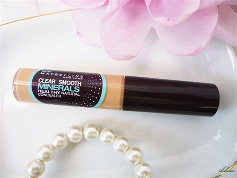 Maybelline Di Counter maybelline clear smooth minerals concealer medium sand