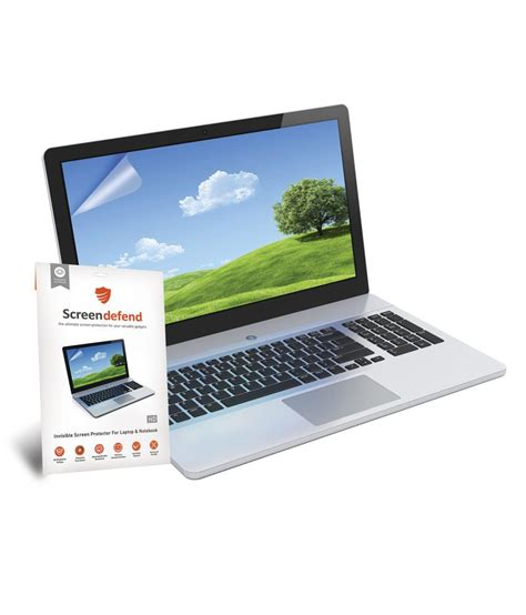 Screen Guard 15 6 Inch screendefend screen guard for laptops 15 6 inch screen