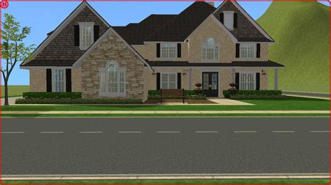 sims 2 house downloads sims 2 lot downloads 4200 miramonte way