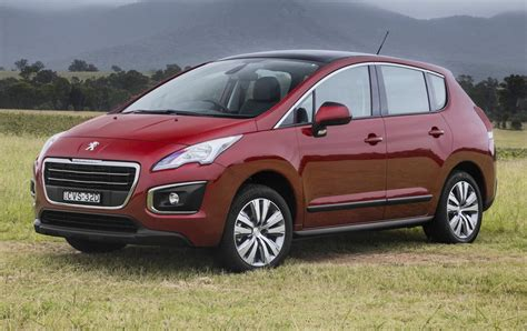 Peugeot 3008 2015 Price And Features For Australia